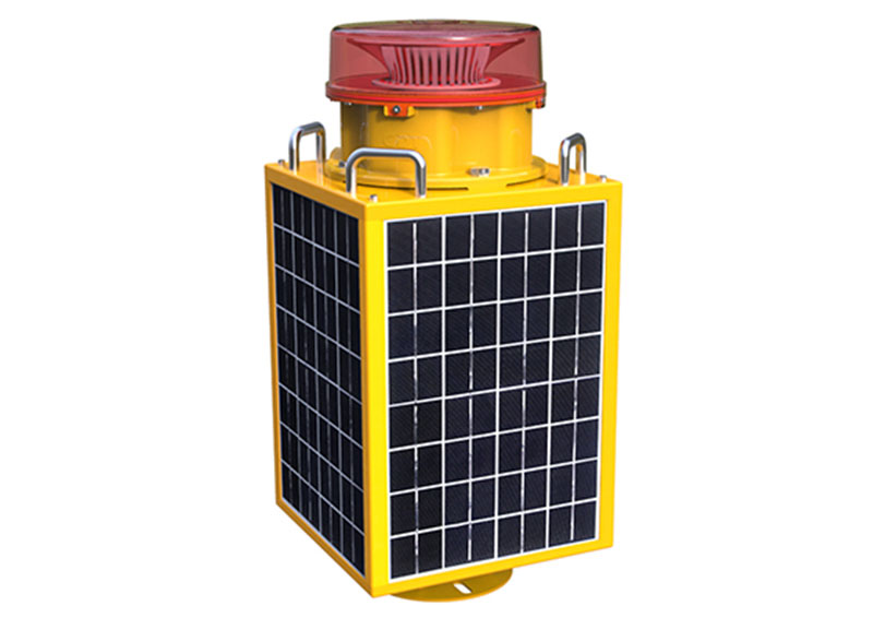 CM-13-T Medium Intensity Solar Aviation Obstruction Light Type B