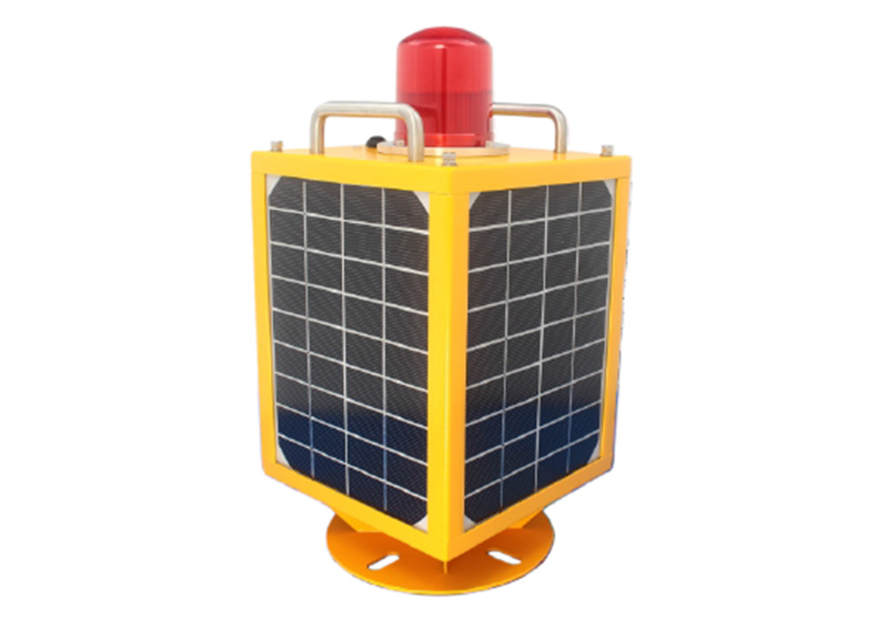 CK-11-T Solar-powered LED Low intensity obstruction light