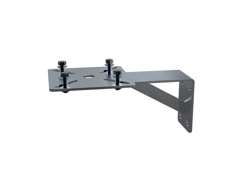 Side of Vertical Type Mounting Bracket