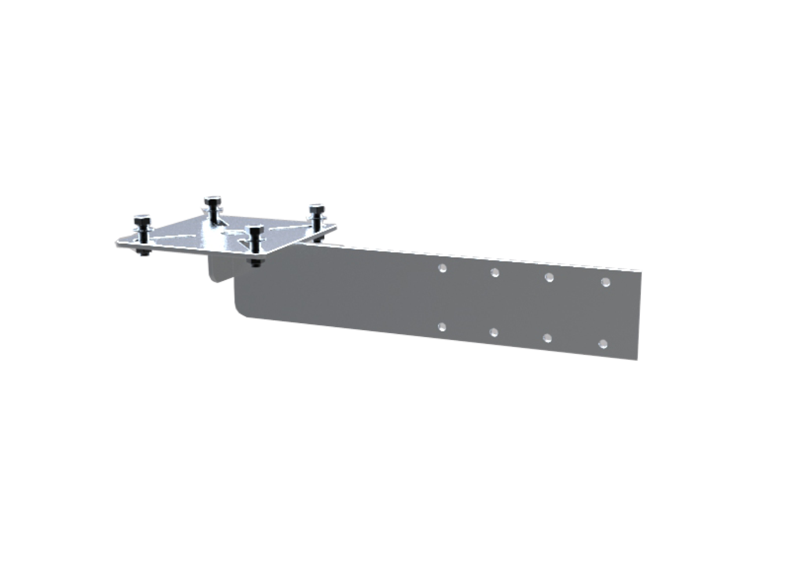 Curtain Wall Type Mounting Bracket