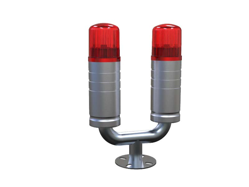 CK-11LS Dual low intensity obstruction light Type B
