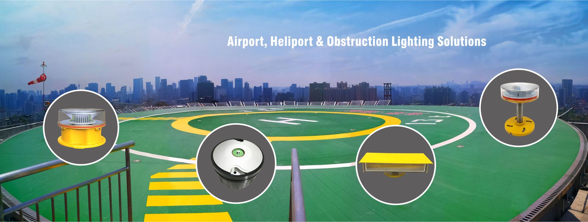helipad lighting