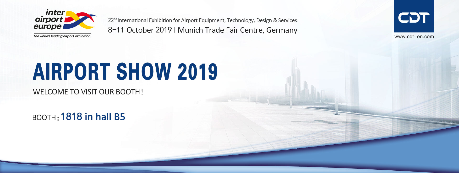 airport show 2019 Germany