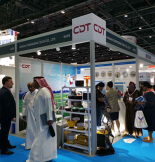 CDT Presents AGI @Dubai Airport show 2019