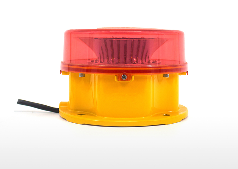 CM-13 type B Medium Intensity Aviation Obstruction Light