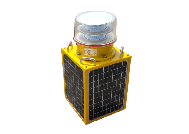 CK-15-200 Type B Double Solar Power Low Intensity Obstruction lights
