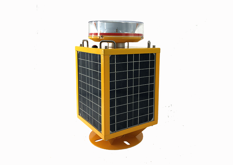 CM-11-T Solar power Low Intensity Obstruction Lights Type B