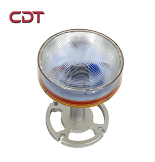 New design and new generation aircraft obstruction light low intensity type B aviation warning lamp