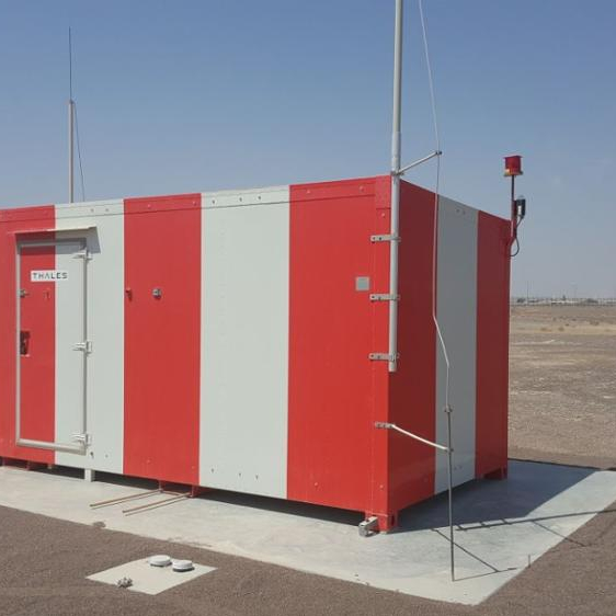 Solar Obstruction Light for Oman Airport